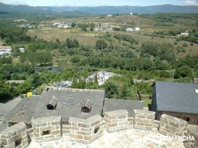 Puebla de Sanabria - Castillo de Sanabria; marcha san sebastian; senderismo brea